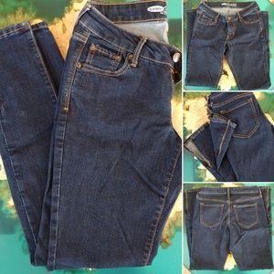 Old Navy Rockstar skinny jeans, size 4, NWOT